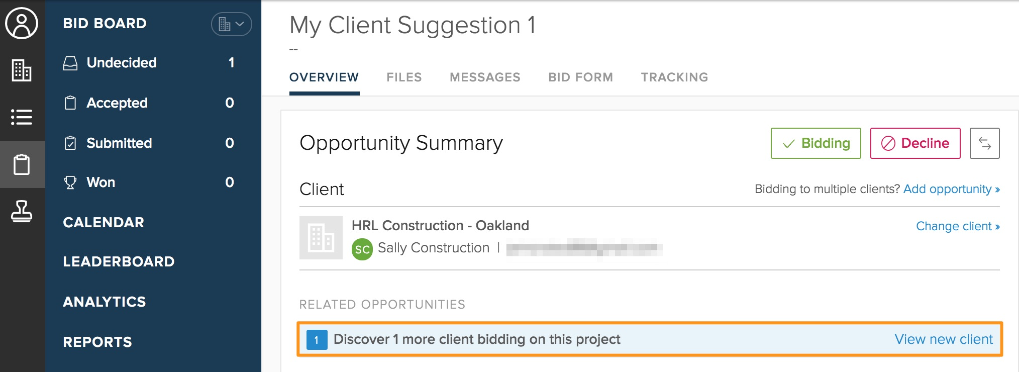 How To Find Additional Bid Opportunities On Competitive Projects Bid Board Pro Buildingconnected Us