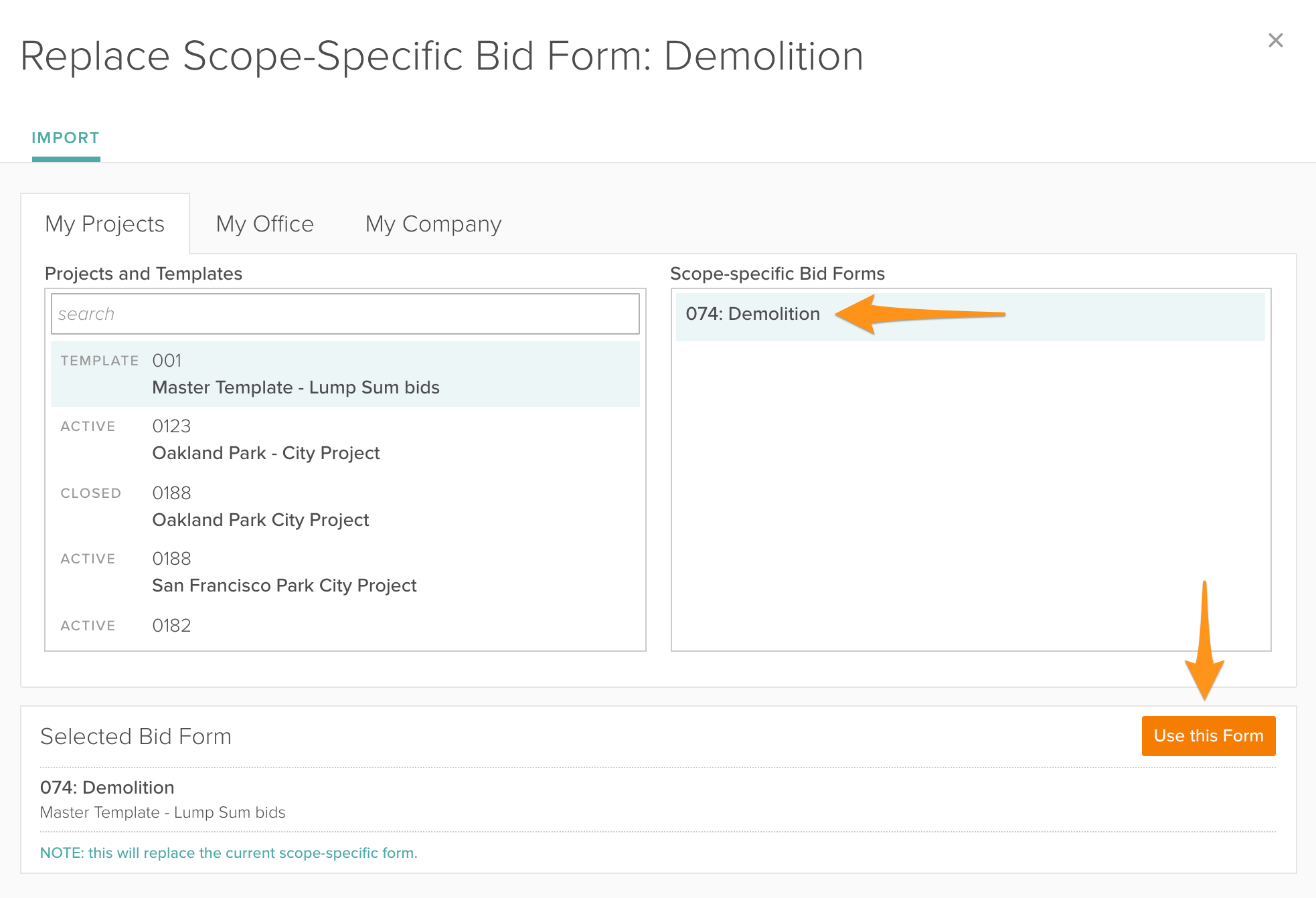 Demolition Bid Template from buildingconnected.zendesk.com